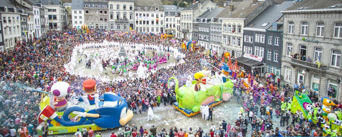 Carnival Laetare Stavelot