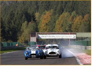 Spa Summer Classic