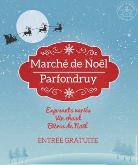 Marché de Noël de Parfondruy