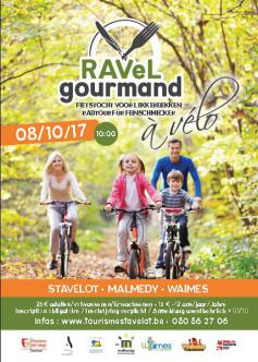 Balade à vélo « RAVeL gourmand »