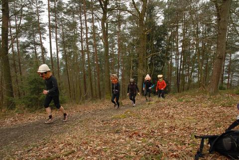 Trail en duo des grosses tiesses de Parfondruy