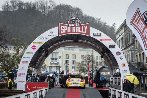 Herock Spa Rally