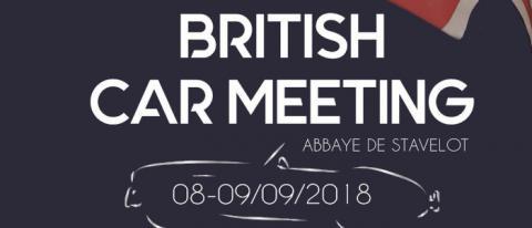 British Car Meeting