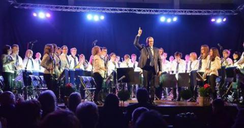 Concert d'hiver de la Royale Harmonie l'Emulation