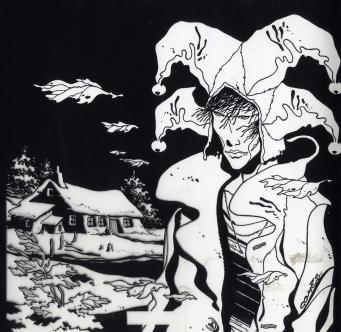 Tentoonstelling - Didier Comès – Het Ardense inktwerk