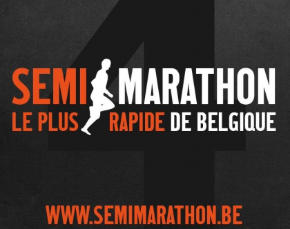 Semi-marathon le plus rapide de Belgique