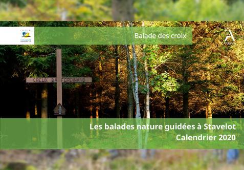 Geführte Naturwanderung - Balade des croix