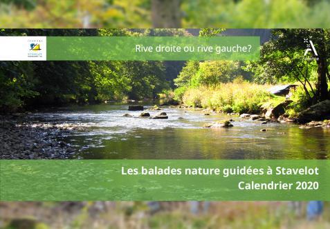 Geführte Naturwanderung - Rive droite ou rive gauche?