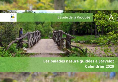 Balade Nature Guidée - Balade de la Vecquée