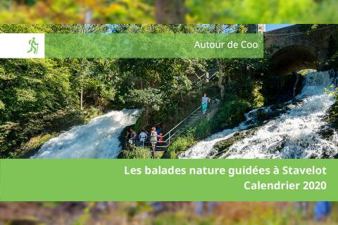 Balade Nature guidée - Autour de Coo