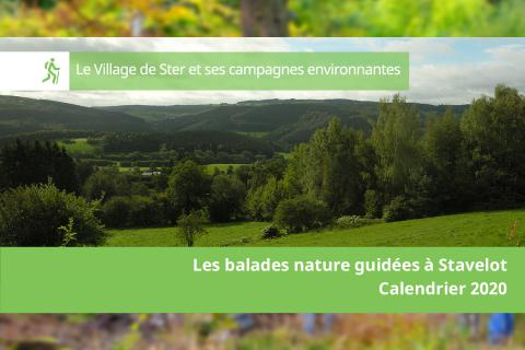 Balade Nature guidée - Le Village de Ster et ses campagnes environnantes