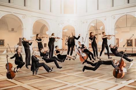 Jaarlijks concert van de Chevalerie d'honneur des Blancs Moussis
