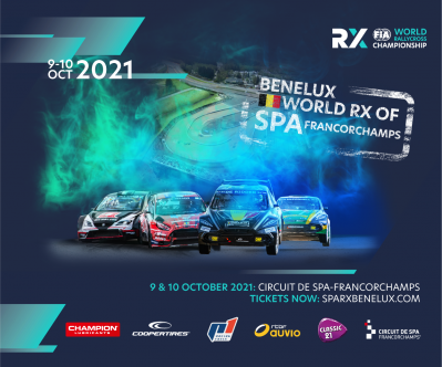 Benelux World RX of Spa
