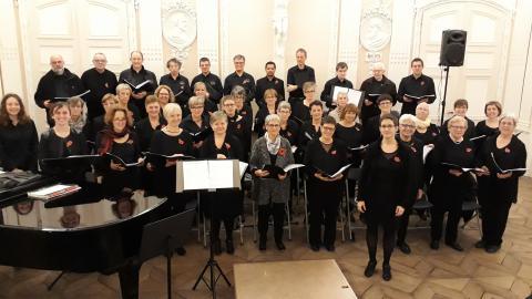 Concert de Noël Les Baladins