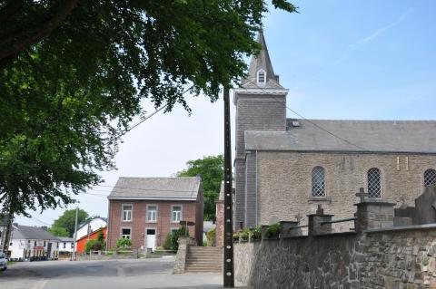 Eglise de Hockai