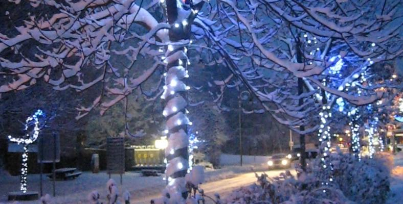 Illuminations Noël Stavelot