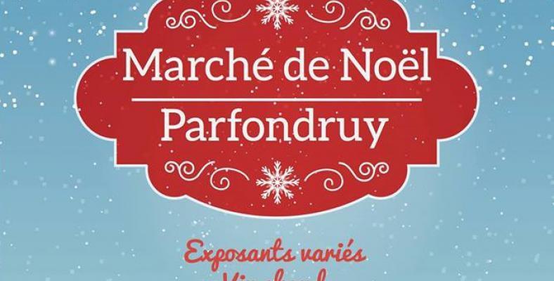 Marché Noël Parfondruy