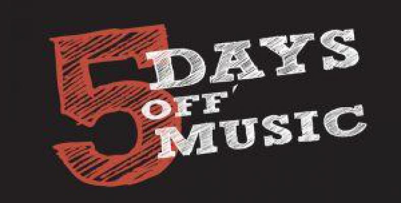 5days off music
