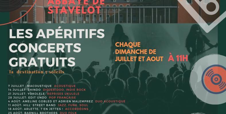 Aperitif-concert