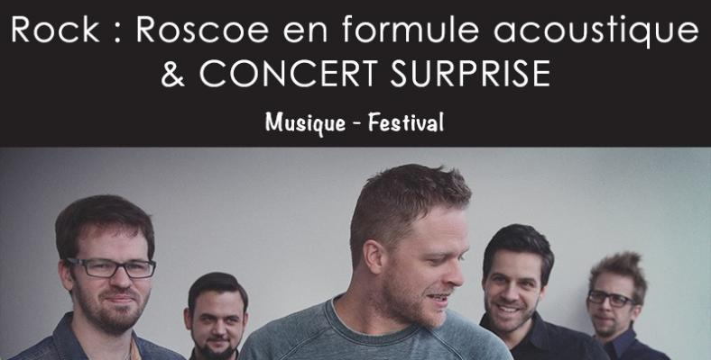 5 days of music - roscoe